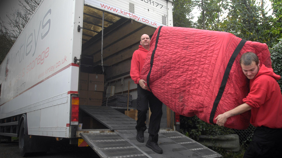 Removals throughout Devon, Cornwall and beyond